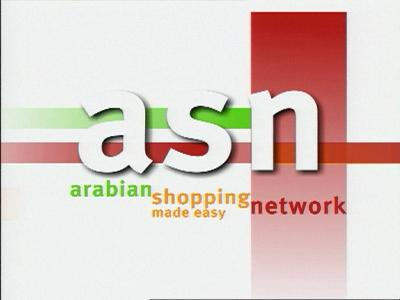 ASN (Arabian Shopping Network) (Badr 6 - 26.0°E)