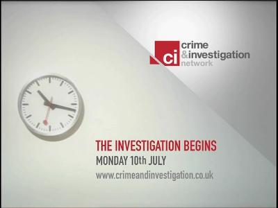 Crime & Investigation Network (Hellas Sat 2 - 39.0°E)